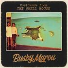 BUSBY MAROU POSTCARDS FROM THE SHELL HOUSE CD NEW