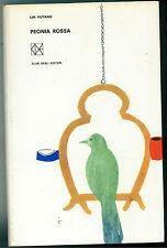 YUTANG LIN PEONIA ROSSA CLUB DEGLI EDITORI 1964 UN LIBRO AL MESE D8