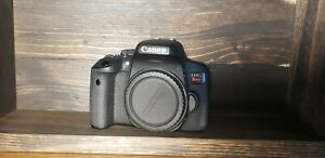 Canon t6i and photography accessories