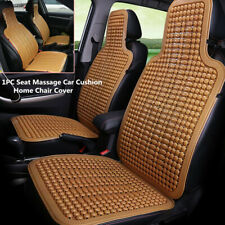 1x Universal Cool Summer Seat Massage Car Cushion Home Chair Cover Breathable