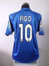 Luis FIGO #10 Real Madrid Third Football Shirt Jersey 2004/05 (L)