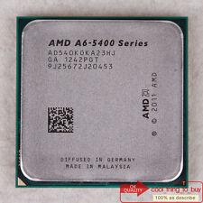 AMD A6-Series A6-5400K CPU (AD540KOKA23HJ) Socket FM2 3.6 GHz 1 MB Free ship