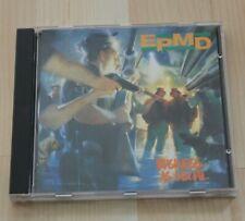 EPMD - Business as usual - Rap Hip Hop CD vom Feinsten  OLD SCHOOL
