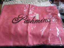Femmes/scarf/wrap/châle chaud super qualité pashmina 70% Pashmina 30% soie. NEUF