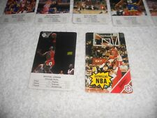 1988 NBA ESTRELLAS SET IN BOX BY FOURNIERS/SPAIN MICHAEL JORDAN