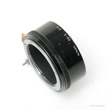 Nikon PK-3 Nikkor Macro Extension Tube for 55mm Micro-Nikkor f3.5 non-AI (914-2)