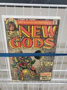 New Gods #1 DC Bronze Age Comic Book