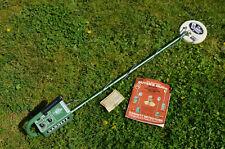 New listing Nice Working Vintage Garrett Money Hunter Metal Detector