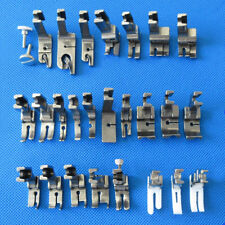 25x/Set Presser Foot For JUKI DDL-5550 8500 8700 9000 Industrial Sewing Machine