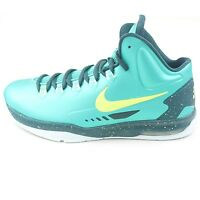 Nike Grade School Youth KD 5 V Hulk Atomic Teal Volt Green 555641 300