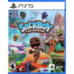 Sackboy: A Big Adventure - Sony PlayStation 5