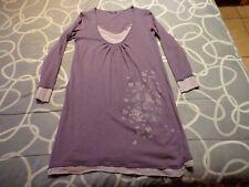 Vestido lila de algodón. Talla M. Usado. Mira mis otros artículos.