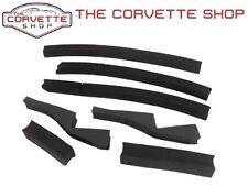 C3 Corvette Radiator Core Support Foam Seal Kit 1978 L82 or L48 w/AC 39867