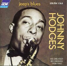 Johnny Hodges - Jeep's Blues His Greatest Recordings 1928-1941