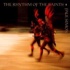 PAUL SIMON - The Rhythm of the Saints (CD 1990) USA First Edition EXC