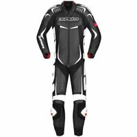 Spidi Supersport Wind Pro One Piece Motorcycle Leather Suit