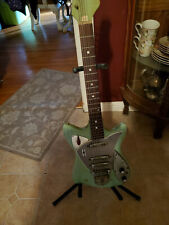 Super Rare Very Cool 1960's Guyatone Victoria SurfBoard Guitar (Beach Boys)