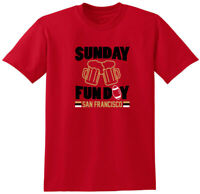 Jimmy Garoppolo George Kittle San Francisco 49ers Sunday Fun Day T-Shirt
