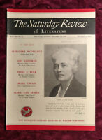 Saturday Review November 16 1935 MARY ELLEN CHASE A WOOLLCOTT