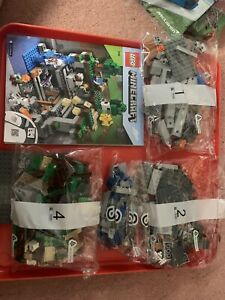 Lego 21169 - Minecraft The First Adventure - Missing Cow, Sheep And Cat
