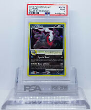 Pokemon BLACK STAR PROMO DARKRAI LV 50 #DP24 HOLO FOIL CARD PSA 9 MINT #*