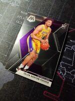 2019-20 Panini Mosaic Talen Horton-Tucker #215 Rookie Card RC Lakers