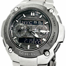 CASIO G-SHOCK MR-G MRG-7600D-1BJF  Multiband 6 Men's Watch New in Box