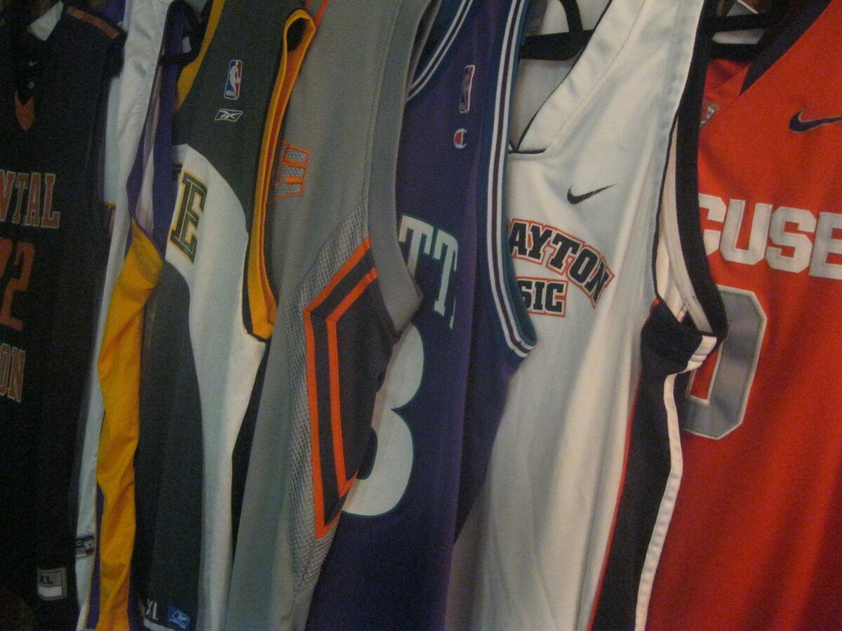 Basketball Garage