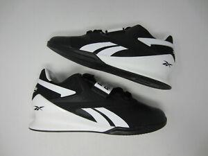 NEW Reebok Legacy Lifter II 2 Men's Weightlifting Training Shoes FU9459 Black