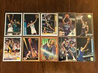 Vlade Divac - Los Angeles Lakers - 10 Basketball Card Lot - No Duplicates