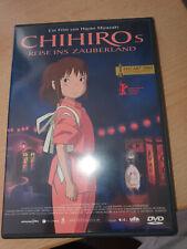 Chihiros Reise ins Zauberland (DVD)