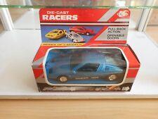 Die-cast Racers Michelotti Lazer in Blue on 1:36 in Box