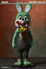 SILENT HILL 3 ROBBIE THE RABBIT GREEN VERSION GECCO - 1/6 SCALE - NEW