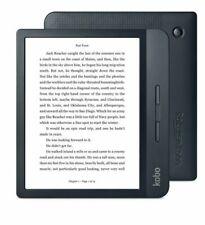 """Kobo Libra H2O 7"""" 8GB E-Book Reader - Black"""