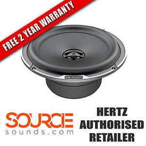 """Hertz Mille Pro MPX 165.3 6.5"""" Coaxial Kit - FREE TWO YEAR WARRANTY"""