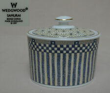 "Wedgwood ""Samurai"" COVERED SUGAR BOWL"