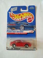 Hot Wheels FERRARI 550 MARANELLO Red 2000 First Editions #2