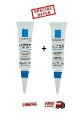 2x LA ROCHE POSAY ACTIVE C EYES  15ML (5 oz)  - 2x15 ml
