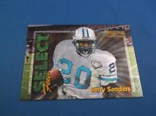 Barry Sanders Select Certified 1995 Select Few 4 1 of 2250 sets
