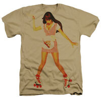 Warrant Rock Band CHERRY PIE Album Art Premium Heather T-Shirt All Sizes
