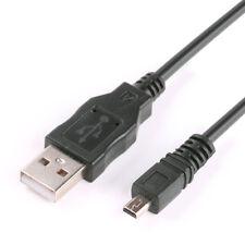 USB Cable Data Câble Cord Lead USB-Kable for Fujifilm FinePix JV500 AX350 AX380