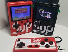 Mini Retro Handheld Game Console with 400 Built In Games NES SNES -- 2 Player!!!