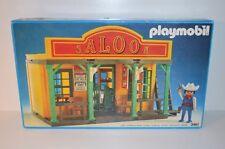 8473 playmobil saloon 3461 western OVP MIB