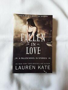 Fallen in Love: A Fallen Novel in Stories by Lauren Kate (English) Paperback Boo