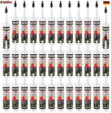 Bitumenkleber 36 x 310 ml Dichtstoff Dachdicht Bitumen Dichtmasse Schindelkleber
