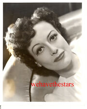 Vintage Joan Crawford THE WOMEN '39 DBW MGM Publicity Portrait WILLINGER