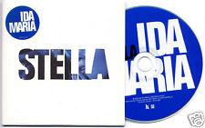IDA MARIA Stella 2008 UK 1-trk promo CD card sleeve