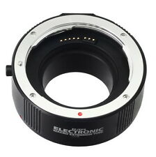Electronic Auto Focus Marco Extension Tube Adapter For Canon EOS EF EF-S DSLR