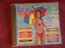 COMPILATION- SUPER BAILABLES DEL ANO (15 TRACKS,1995)CD