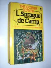 L SPRAGUE DE CAMP.THE GOBLIN TOWER.S/B 1ST 1979